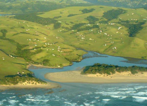Nqileni village