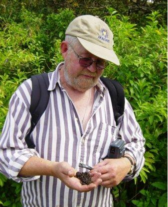 Lemongrass expert Gene Gage