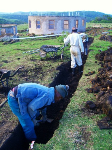 Digging the foundations for the Grade 1 Classroom