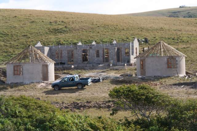Building due to be complete by end June!